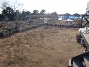 市川市の造園