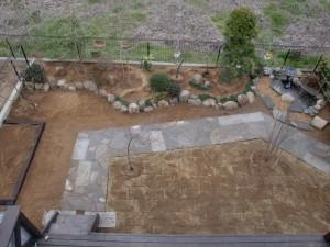 市川市の造園施工事例