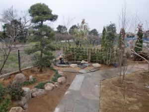 市川市の造園2
