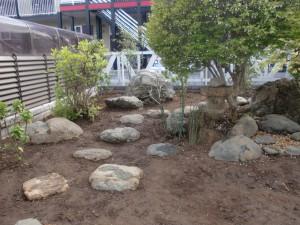 千葉県若葉区の造園2
