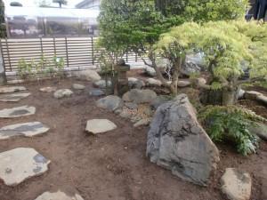 千葉県若葉区の造園4