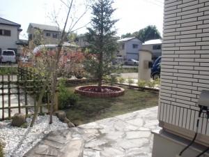 千葉市若葉区の造園3