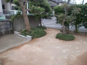 千葉市中央区の造園事例