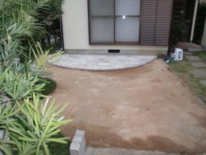 千葉市中央区の造園3