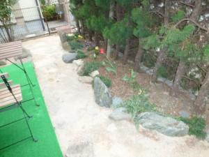 千葉県浦安市造園工事