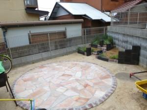 千葉県鎌ヶ谷市造園工事