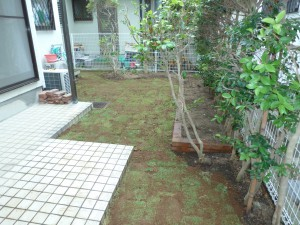 千葉県浦安市防草対策工事