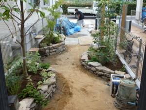 造園工事植栽P1010621