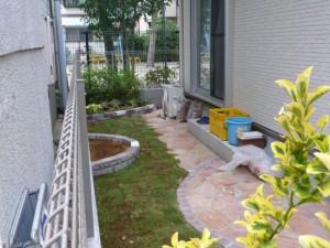 造園工事植栽
