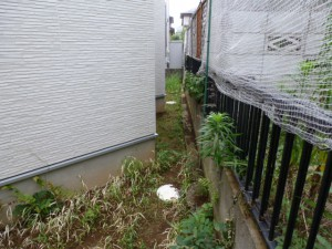 千葉県松戸市造園見積り