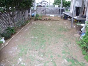 千葉県船橋市、造園見積り