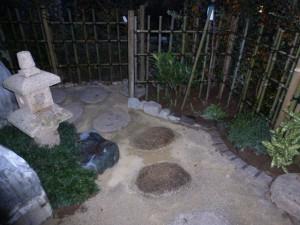 和の庭、,隠し庭、