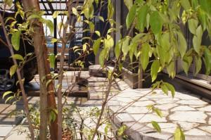 船橋市新築造園工事