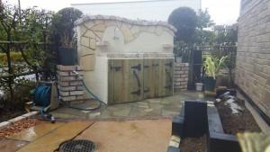 ガーデンキッチン